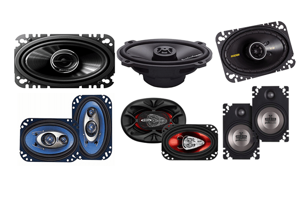 Top 10 Best 4×6 Speakers Review