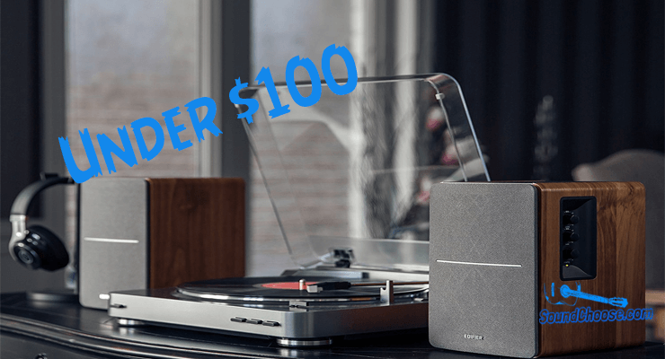 Top 5 Best Bookshelf Speakers under 100 Dollars
