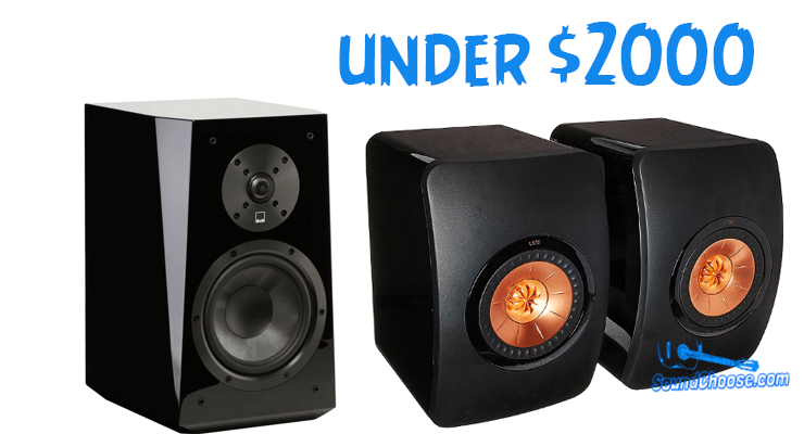 Top 5 Best Bookshelf Speakers under 2000 Dollars