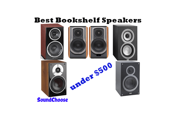 Best Bookshelf Speakers under 500 Dollars reviews