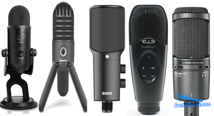 The Top 7 Best USB Microphones of 2018