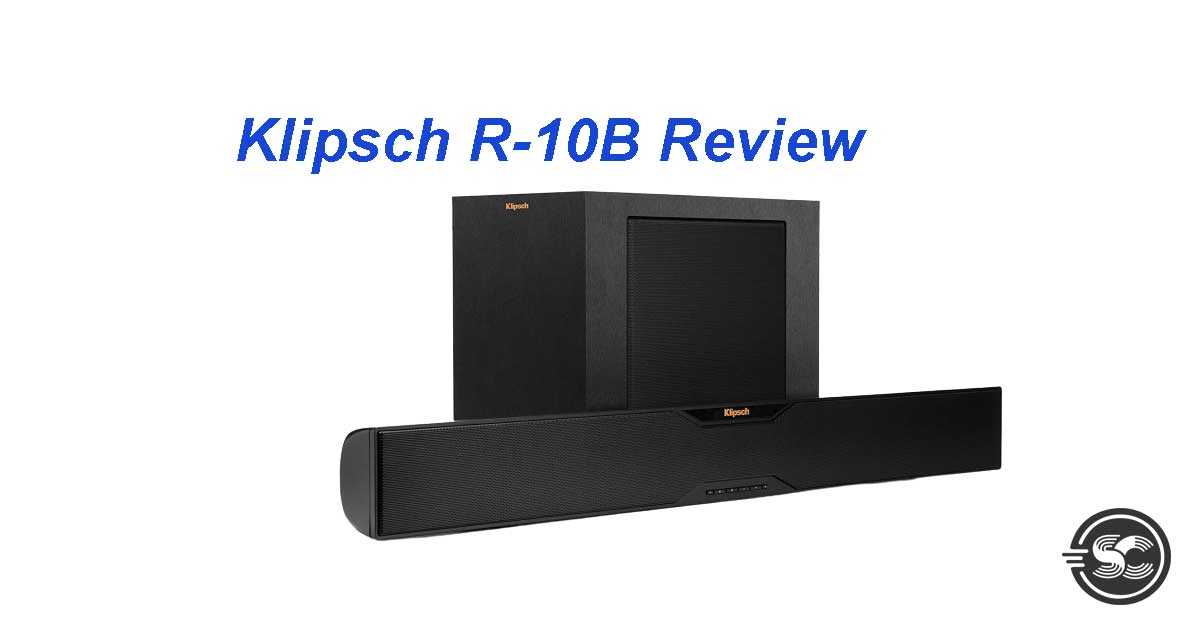 Klipsch R-10B Review