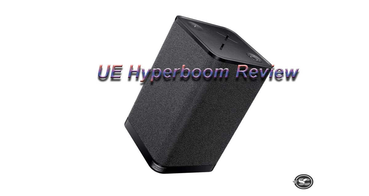 UE Hyperboom Review